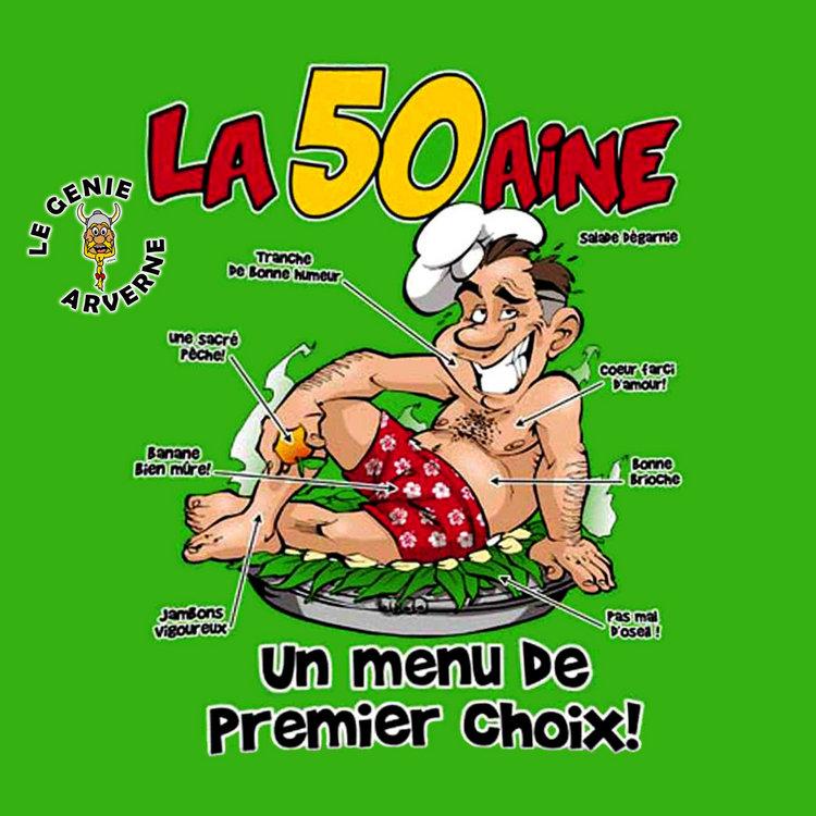 Carte Anniversaire 50 Ans Homme Humoristique